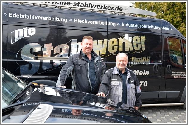 Jürgen Zenglein & Klaus Reinhold
